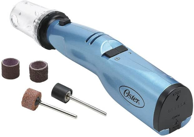Oster Gentle Paws Less-stress Nail Grinder3
