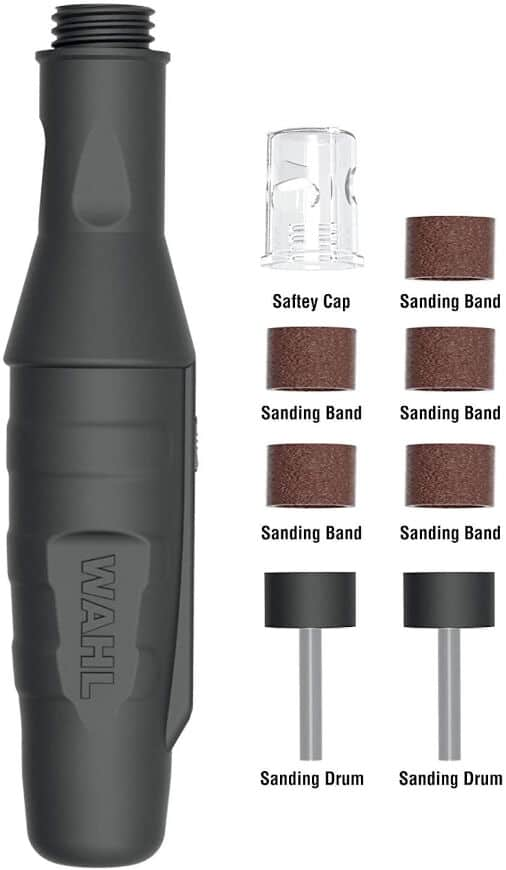 Wahl Professional Classic Dog Nail Grinder3