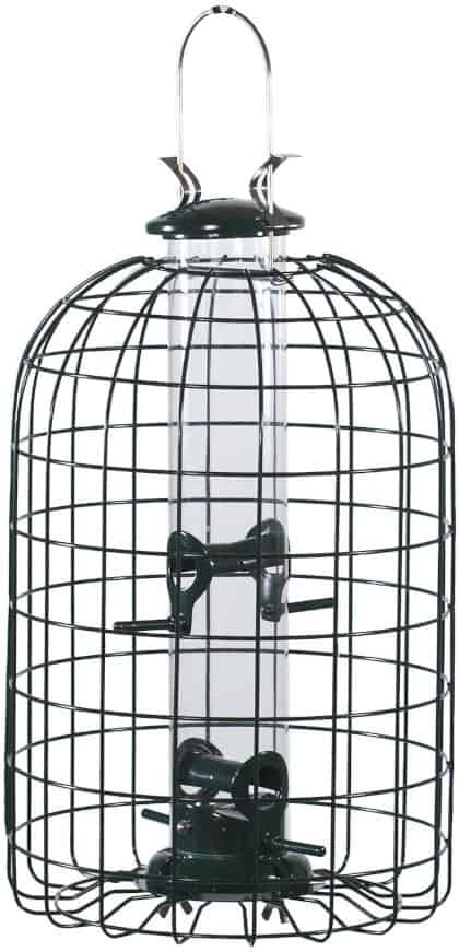 Audubon Natube3 Squirrel Proof Bird Feeder