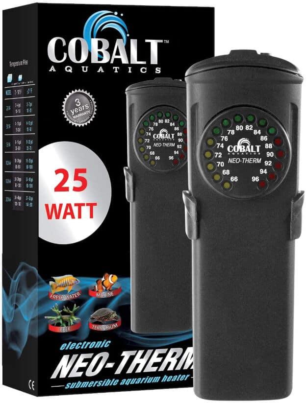 Cobalt Aquatics Neo-Therm Aquarium Heater