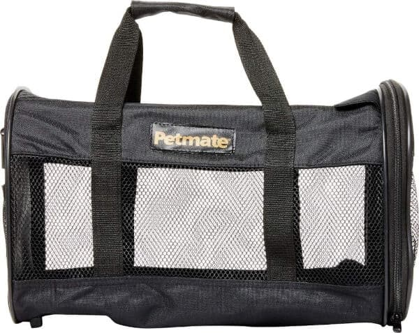 Petmate Soft Sided Cat Carrier Bag
