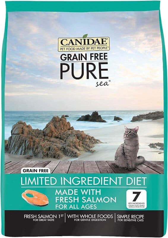 Limited Ingredient Diet Dry Cat Food