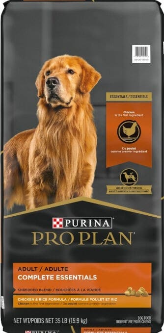 Purina Pro Plan Savor Adult Shredded Blend Chicken & Rice Formula Dry Dog Food