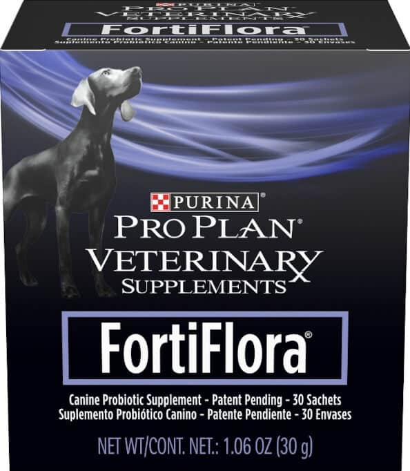 Purina Pro Plan Veterinary Diets FortiFlora Probiotic Gastrointestinal Support Dog Supplement