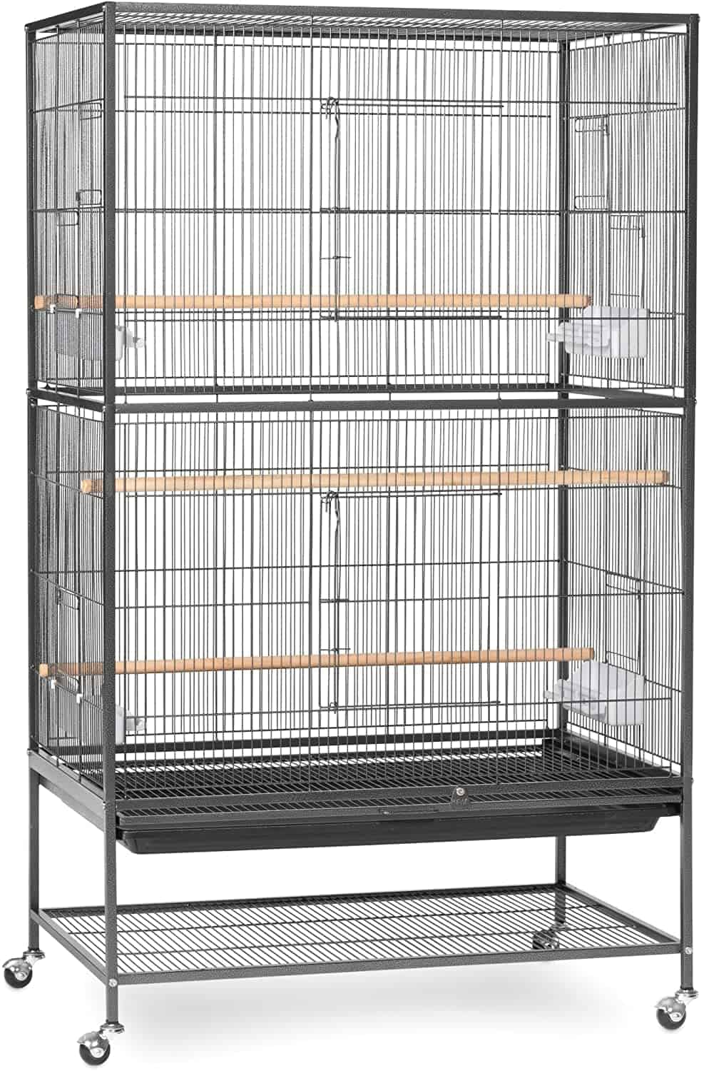Prevue Pet Products Wrought Iron Small & Medium Birds Flight Cage